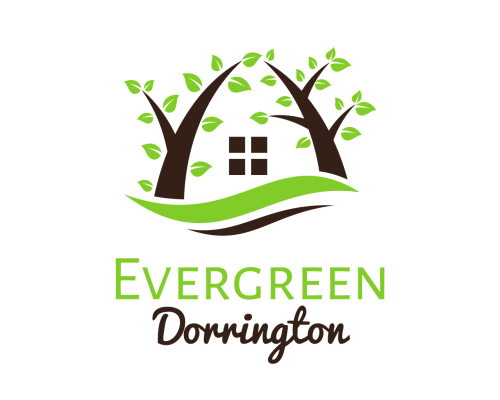 Evergreen Dorrington Chalet