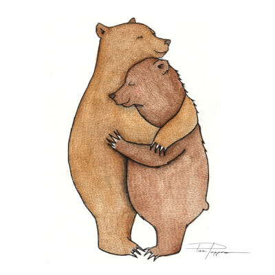 Bear Hugs Cabin